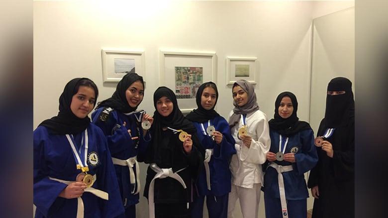 إقامة أول بطولة نسائية للدفاع عن النفس في السعودية