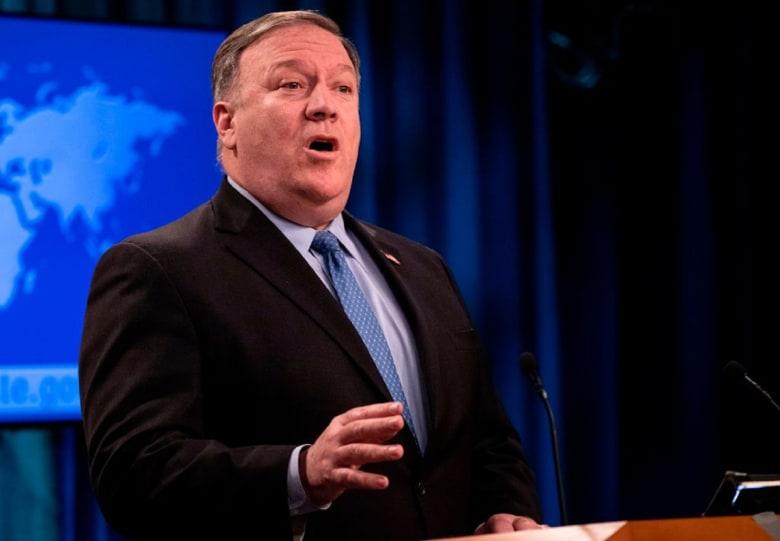 بومبيو: مصممون على بقاء العلاقة قوية بين أمريكا والسعودية