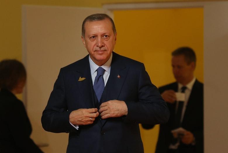 الرئاسة التركية: لقاء أردوغان ومحمد بن سلمان بقمة الـ20 ممكن