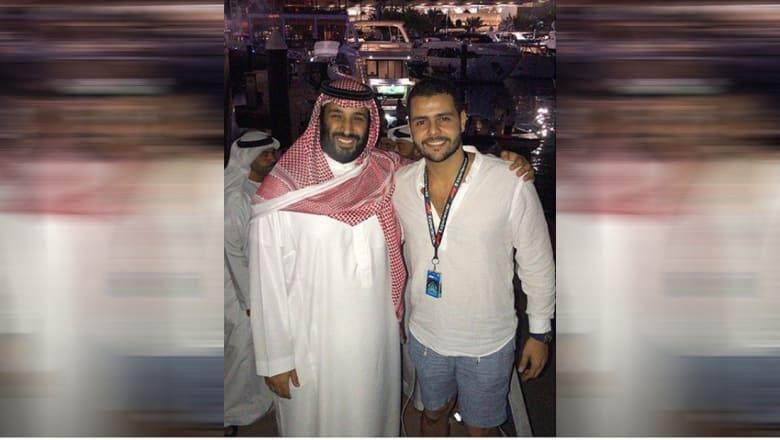 تداول واسع لصورة جمعت محمد خاشقجي وولي عهد السعودية بالإمارات