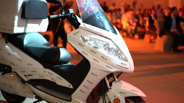 دراجات سولفا الكهربائية.. من رسم على ورق إلى ابتكار يجوب شوارع الإمارات