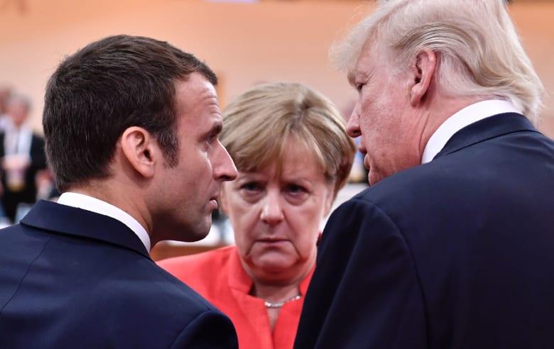 بعد السعودية.. ترامب: على أوروبا أن تدفع ثمن حمايتها العسكرية