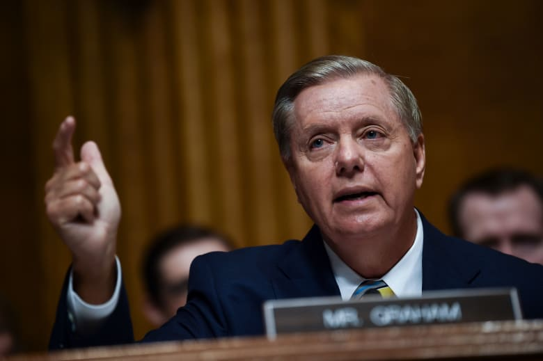 ليندسي غراهام لـCNN: الكونغرس لن يغض الطرف عن قضية خاشقجي