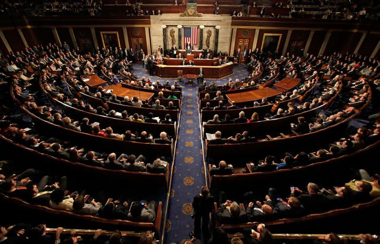 """الكونغرس يوافق على رفع مشروع قرار لوقف دعم تحالف """"الشرعية"""" باليمن"""