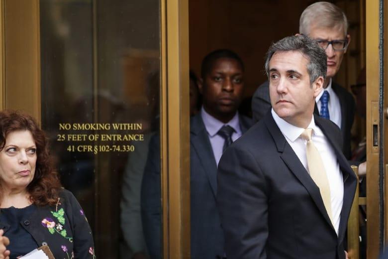 """محامي ترامب السابق يقر بأنه مذنب بتضليل الكونغرس بشأن """"تحقيق روسيا"""""""