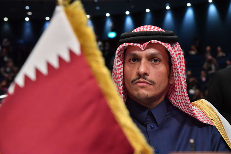 وزير خارجية قطر: وجدنا حلفاء خارج جوهرنا الجغرافي ونسير بطريق مختلف منذ سنوات