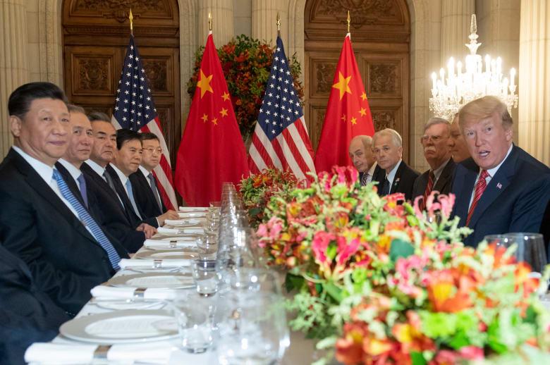 """أمريكا والصين تتفقان على وقف """"حرب الرسوم الجمركية"""""""