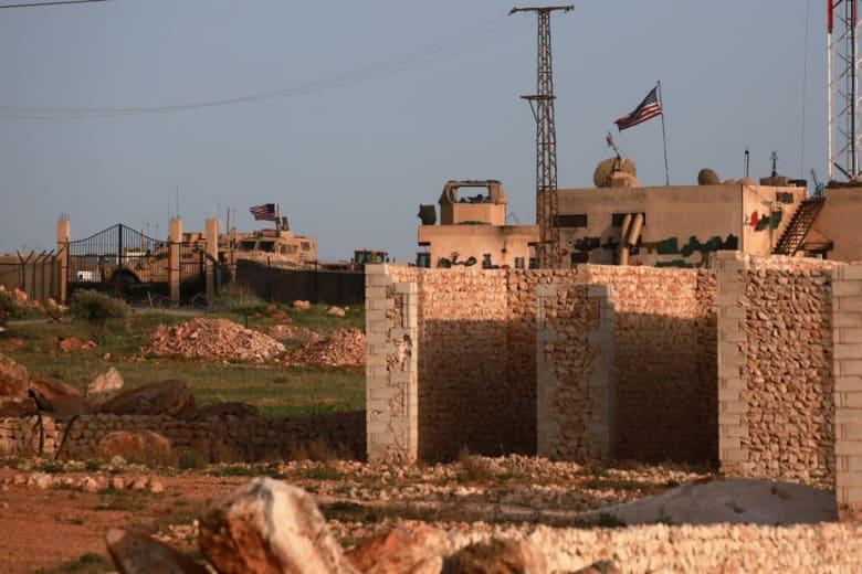 سانا: قوات التحالف الأمريكية تطلق صواريخ تجاه مواقع جنوب السخنة بسوريا