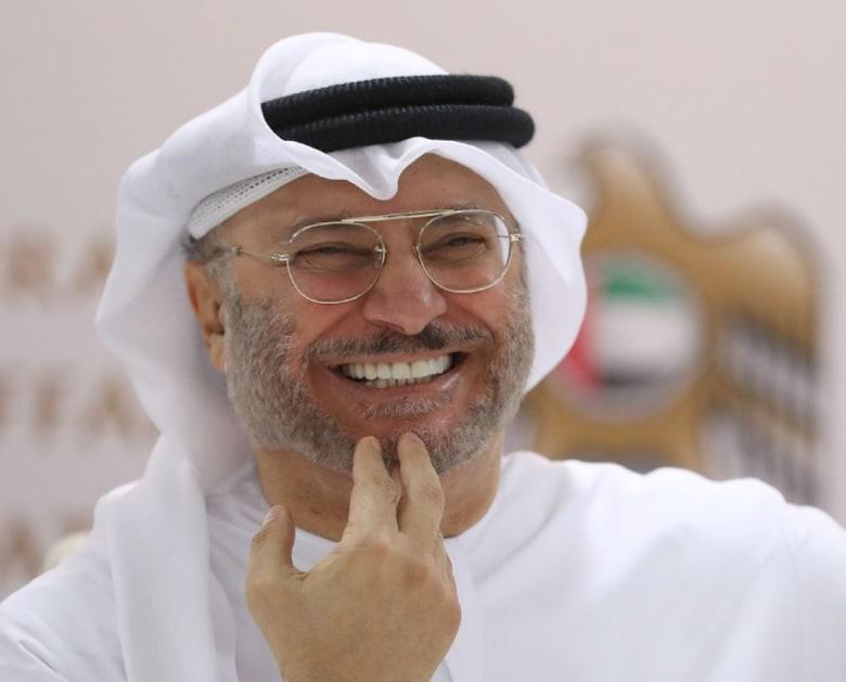 قرقاش يغرد عن أعياد الإمارات: البيت الداخلي متوحد والثقة في القيادة قوية