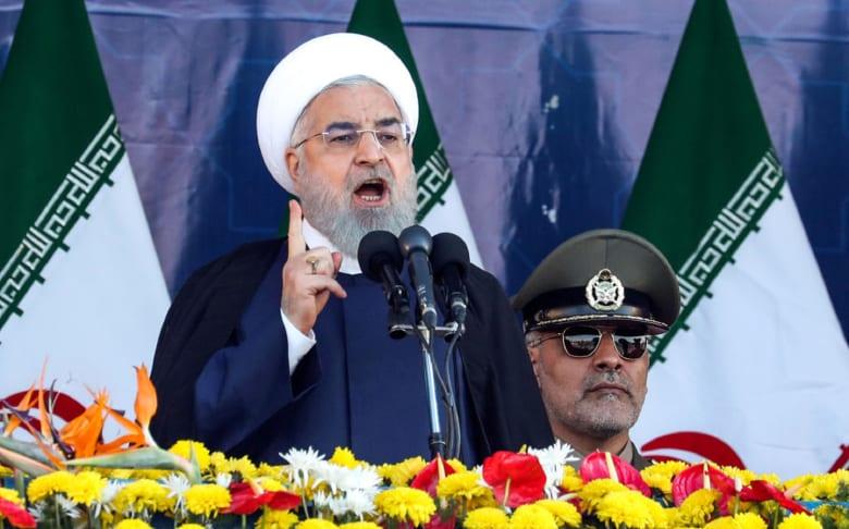 روحاني لأمريكا: لو منعنا من تصدیر نفطنا فلن نسمح بذلك للآخرین