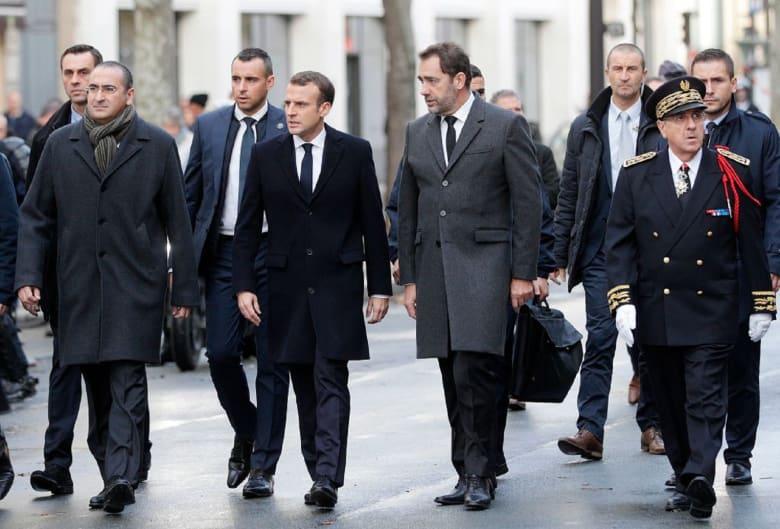 ماكرون يتراجع.. لا ضرائب على الوقود في فرنسا