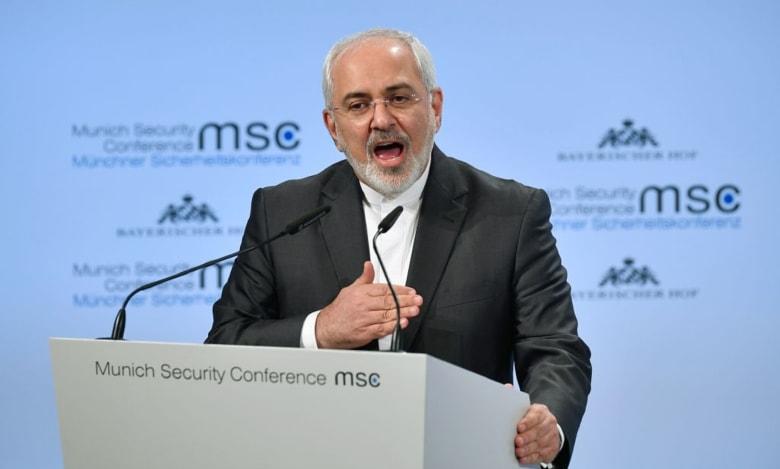 """ظريف يتوعد """"الإرهابيين"""" بعد هجوم مفخخ في إيران: الجرائم لن تمر دون عقاب"""