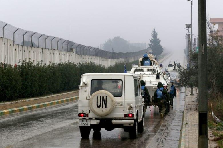 اليونيفيل تعلن وجود نفق قرب الخط الأزرق في إسرائيل