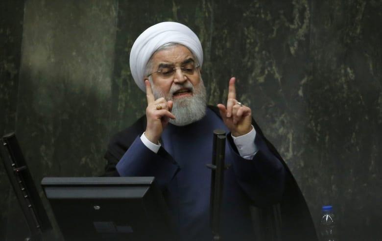 """روحاني معلقًا على قرار خفض إنتاج النفط: أوبك """"هزمت"""" أمريكا"""