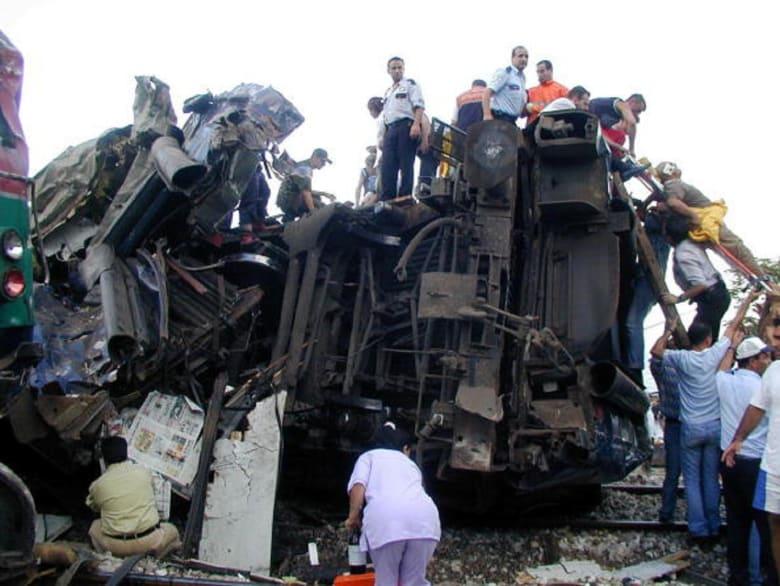 سقوط قتلى وإصابة العشرات في حادث قطار بالعاصمة التركية