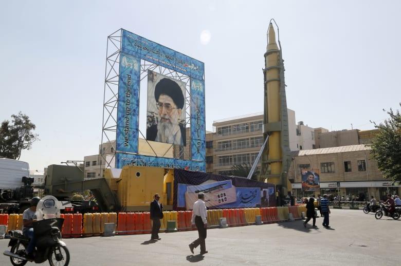 """خارجية أمريكا تعلّق على وفاة ناشط إيراني اتهم بـ""""إهانة المرشد الأعلى"""""""