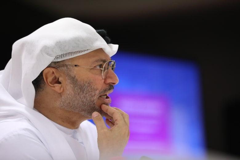 """قرقاش: الاستهداف القطري """"الخبيث"""" للسعودية مؤخرا عمّق أزمتها"""