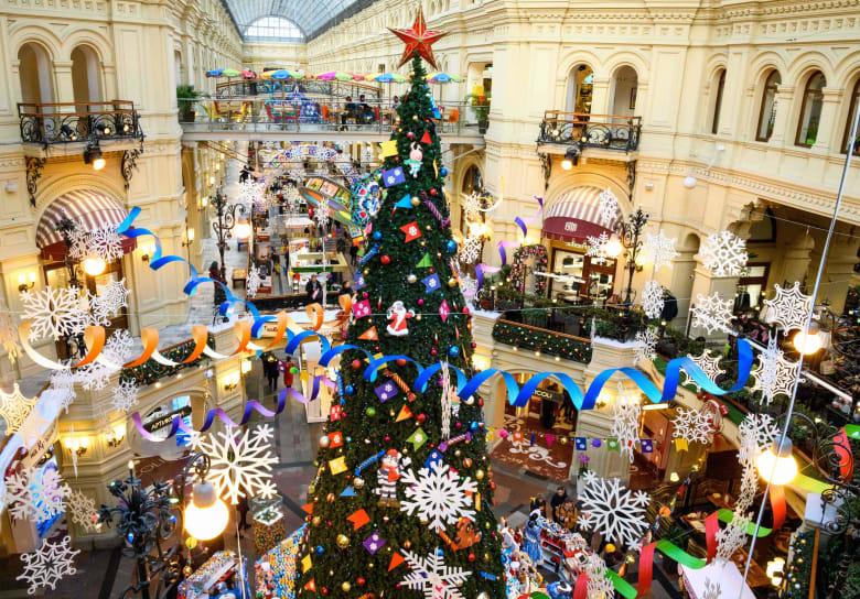 الجمارك السعودية: دخول شجرة عيد الميلاد للمملكة ممنوع