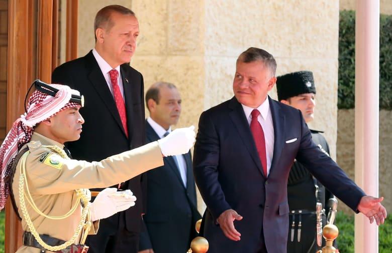 الحكومة الأردنية تكشف دور تركيا في جلب عوني مطيع إلى الأردن