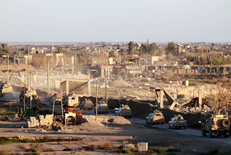 البنتاغون: الحملة ضد داعش لم تنته.. والقوات الأمريكية بدأت العودة من سوريا