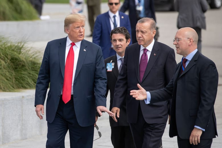 تركيا ترحب بقرار ترامب بسحب القوات الأمريكية من سوريا