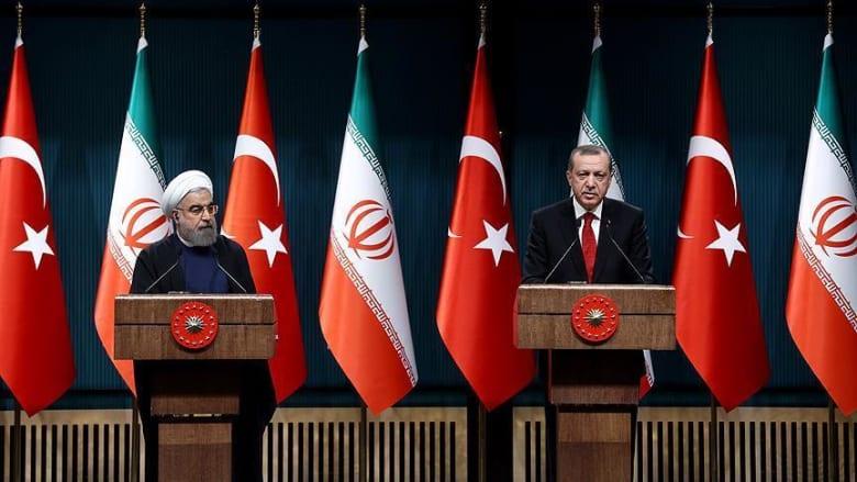 أردوغان: العقوبات الاقتصادية على إيران تعرض المنطقة للخطر