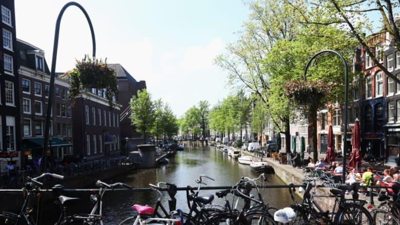 في هولندا.. عدد الدراجات الهوائية يتجاوز عدد السكان