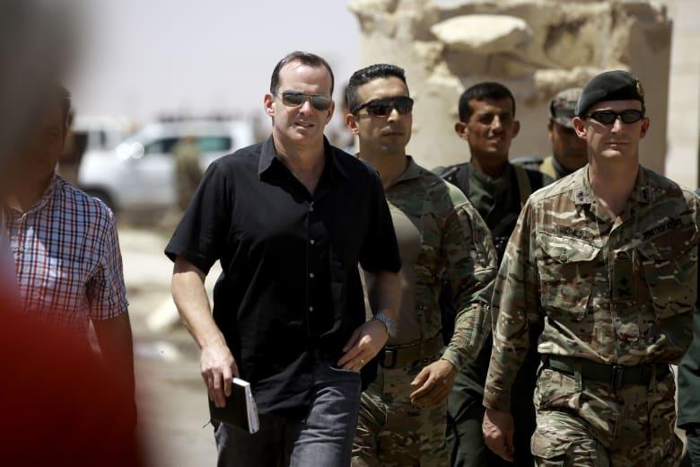 مسؤول أمريكي: مبعوث واشنطن في التحالف الدولي يستقيل احتجاجا على قرار الانسحاب من سوريا