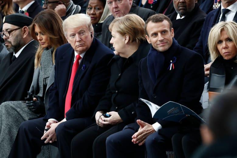 ماكرون يهاجم ترامب بعد قرار الانسحاب من سوريا: الحليف يجب أن يكون محل ثقة