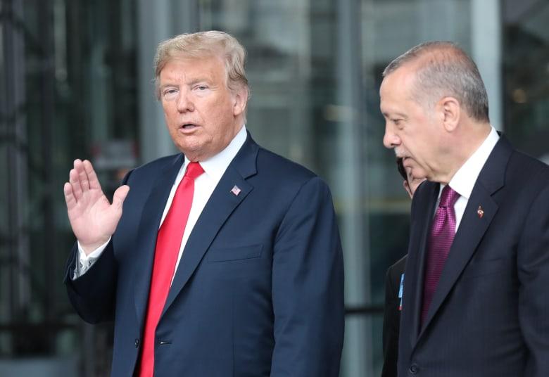 """عبر تويتر.. ترامب وأردوغان يكشفان فحوى اتصالهما """"المثمر"""""""