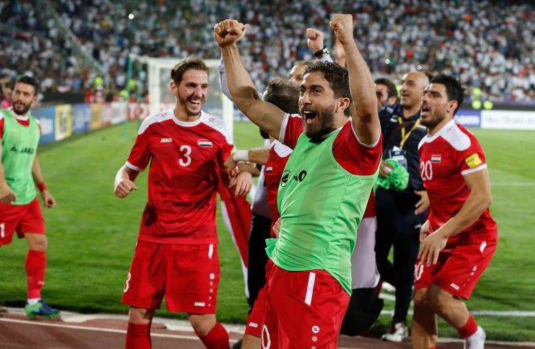 مفاجأة مدوية في قائمة سوريا النهائية لكأس آسيا 2019