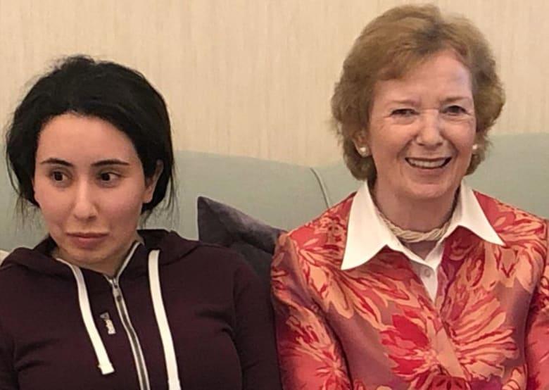 ببيان وصور.. الخارجية الإماراتية ترد على الشائعات حول مصير الشيخة لطيفة بنت محمد بن راشد