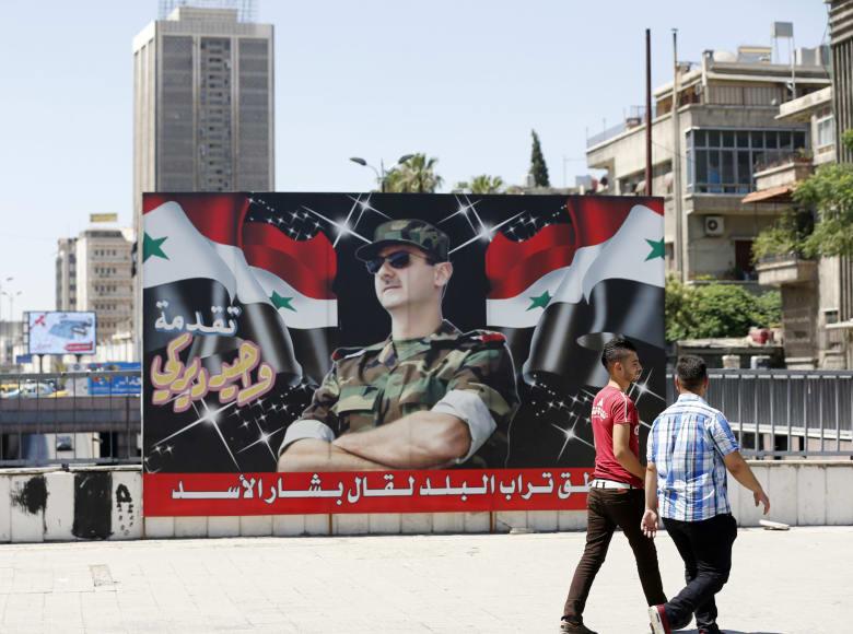 كامليا انتخابي فرد تكتب لـCNN: آن الأوان لتتصالح سوريا مع جيرانها العرب
