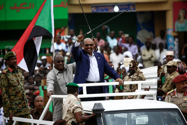 كرمان عن وعود رئيس السودان بإصلاحات حقيقية: كأنه يترشح لأول مرة