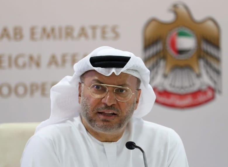 أول تعليق من قرقاش بعد إعادة فتح سفارة الإمارات في سوريا