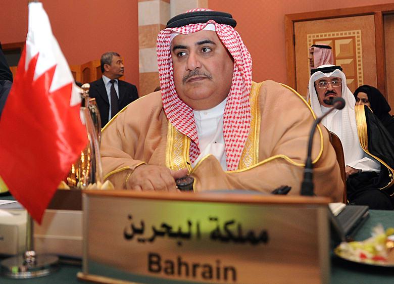 خالد بن أحمد بعد إعادة فتح سفارة البحرين بدمشق: سوريا بلد عربي رئيسي