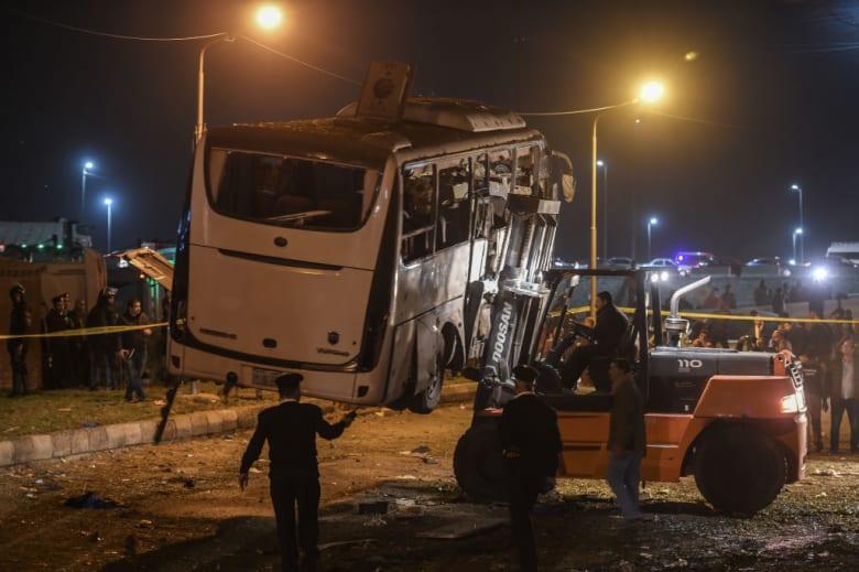 وزير الخارجية الفيتنامي عن انفجار المريوطية: شعرت بالحزن العميق