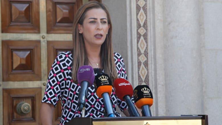 """إسرائيل تحتج لدى الأردن على """"إهانة"""" العلم.. وعمان توضح ما فعلته جمانة غنيمات"""