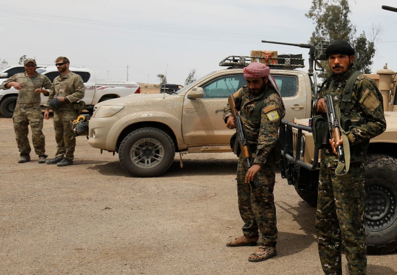 غراهام لـCNN: الانسحاب الأمريكي من سوريا قد يؤدي إلى ذبح الأكراد