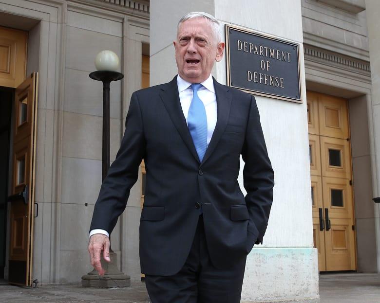 جنرال أمريكي متقاعد بعد استقالة ماتيس: أدعو الأمريكيين للوقوف أمام مرآة للحظة