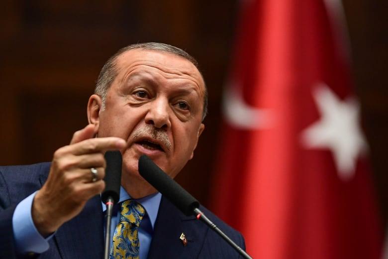 أردوغان: تركيا لن تكون ضحية لأحداث المنطقة