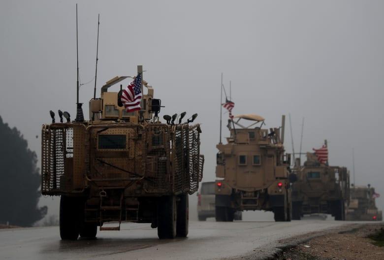 تقرير: ترامب سيُمهل البنتاغون 4 أشهر لإتمام الانسحاب من سوريا