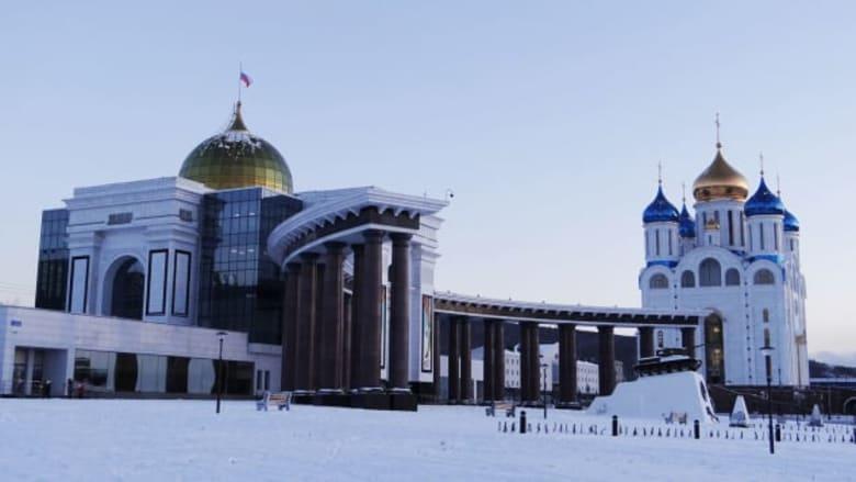 إليك دليلك السياحي في هذه الجزيرة الروسية التاريخية