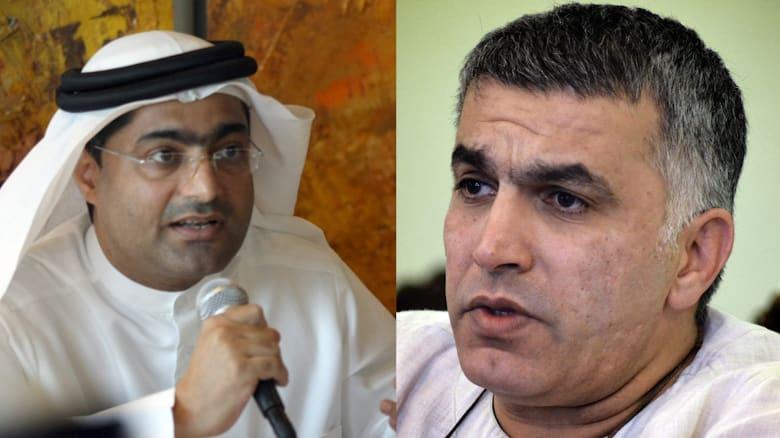 الأمم المتحدة تدعو الإمارات والبحرين للإفراج عن أحمد منصور ونبيل رجب