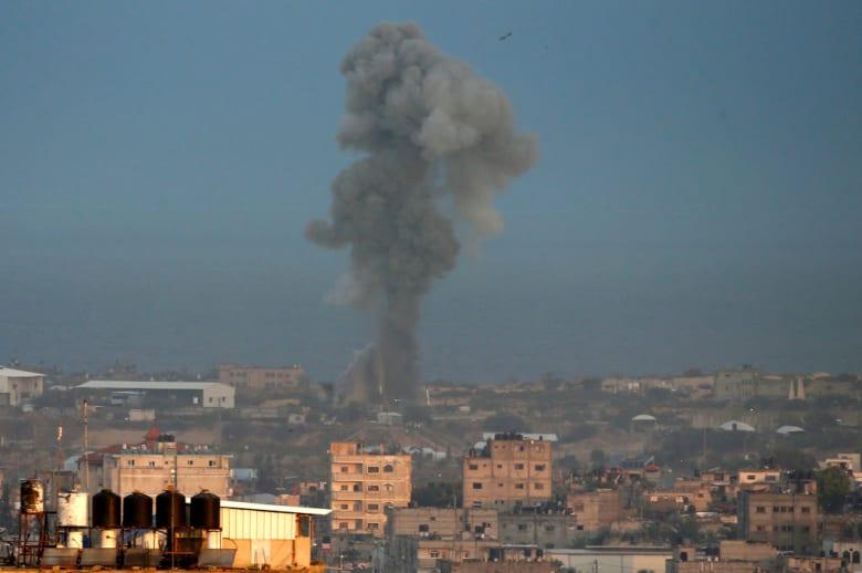 إسرائيل تنفذ غارات على معسكر لحماس: سنتحرك ضد أي نشاط إرهابي في غزة