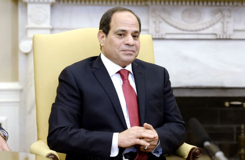 """حوار السيسي.. """"CBS"""" تنشر إجابات من حديث الرئيس المصري"""