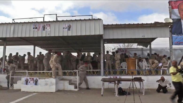 مصادر لـCNN: إصابة قادة عسكريين بغارة بطائرة موجهة للحوثي بلحج