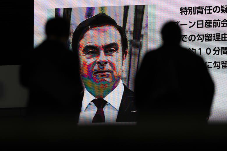 المرض يضرب كارلوس غصن في محبسه باليابان