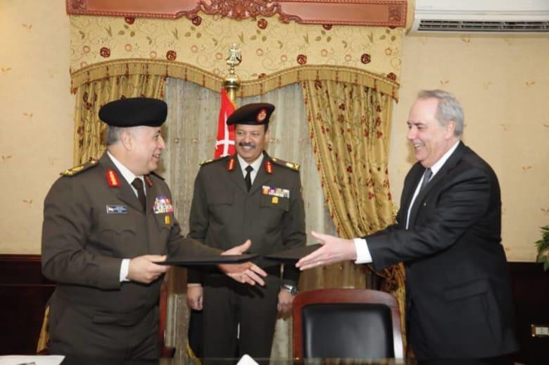 واشنطن تكشف عن إبرام اتفاقية تعاون عسكري مع مصر