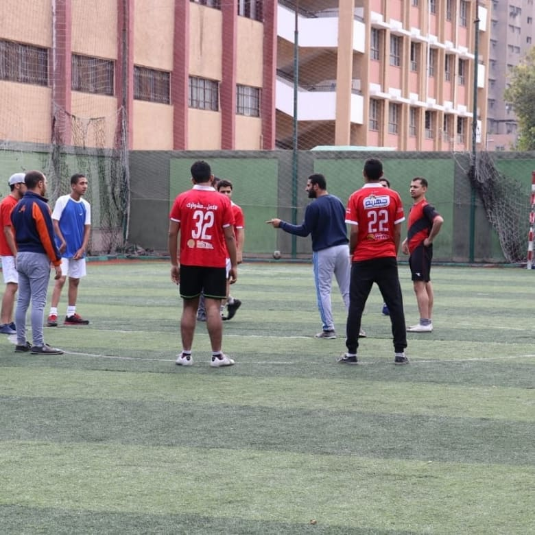 ما هي قصة أول فريق كرة قدم لذوي الشلل الدماغي بمصر؟